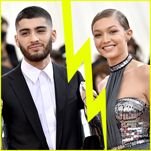Zayn Malik & Gigi Hadid Reportedly Break Up