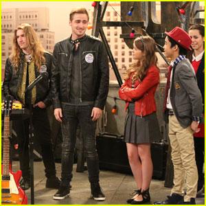 Kendall Schmidt Returns to 'School of Rock' For Season Finale (Video)