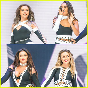Little Mix Slay The Stage At CapitalFM Summertime Ball 2016 (Video)