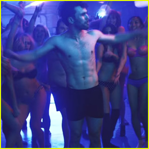 MAX Strips Down for 'Basement Party' Music Video - Watch Now!