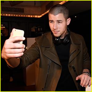 Nick Jonas Celebrates Altec Lansing Collab Launch