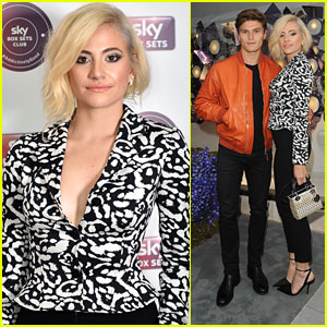 Pixie Lott & Oliver Cheshire Have Plans To Live in New York One Day