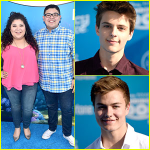 Raini Rodriguez & Brother Rico Hit 'Finding Dory' Premiere To Support His 'Modern Family' Co-stars