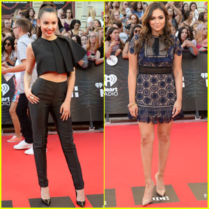 Sofia Carson & Bethany Mota Dress Up for MuchMusic Video Awards 2016