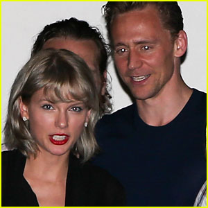 Taylor Swift Flies to London to Meet Tom Hiddleston's Mom!