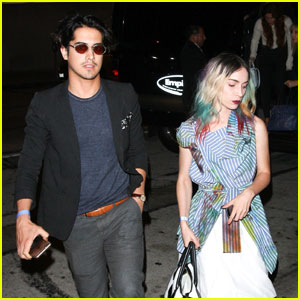 Avan Jogia Hits Up Craig's With Female Friend
