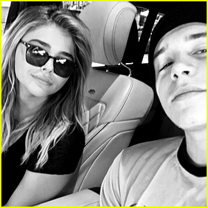 Brooklyn Beckham on Chloe Moretz: 'I Think I'll Keep Her'