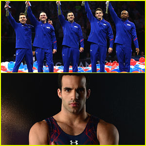 John Orozco Injures Knee & Withdraws From Men's Gymnastics Olympic Team; Danell Leyva Heads To Rio