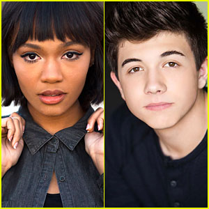 'Descendants: Wicked World' Adds Bradley Steven Perry & Lauryn McClain for 'Neon Lights Ball' Special