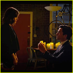 Ezra Proposes To Aria on 'Pretty Little Liars' - Watch Now!