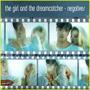 The Girl And The Dreamcatcher Debuts Full 'Negatives' EP - Listen & Download Here!