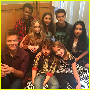 'Girl Meets World' Cast Shares Epic Beach Day Photos