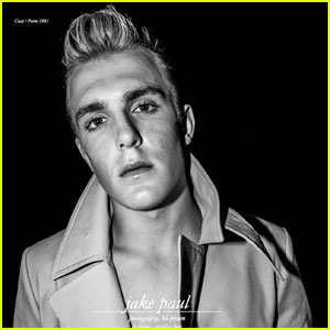 Jake Paul Really Wants to Play a Superhero!