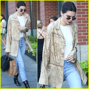 Kendall Jenner Just Bought Herself a New House!