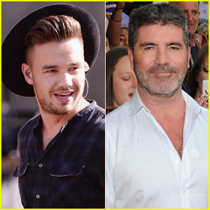 Liam Payne Signs With New Management, Simon Cowell Hints at Disloyalty