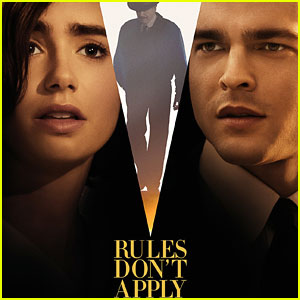 Lily Collins & Alden Ehrenreich Can't Stay Away From Each Other in 'Rules Don't Apply' Trailer