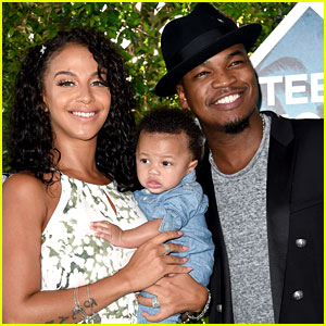 Ne-Yo Brings His Adorable Son Shaffer to Teen Choice Awards 2016!