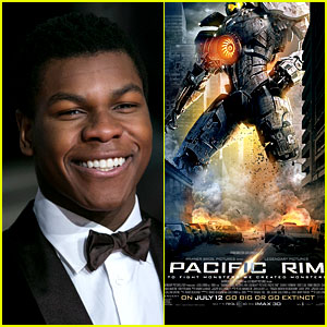 John Boyega's 'Pacific Rim 2' Will Hit Theaters in 2018!
