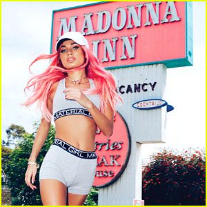Pia Mia Goes Pink For 'Material Girl' Fall Campaign - See It All Here!