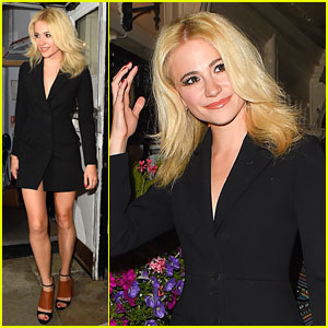Pixie Lott Was Blown Away By Britney Spears