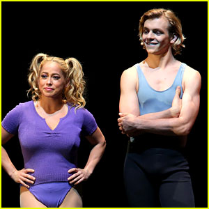 Ross Lynch Performs in 'A Chorus Line' at Hollywood Bowl