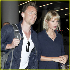 Taylor Swift's Boyfriend Tom Hiddleston Confirms Their Relationship is Real!