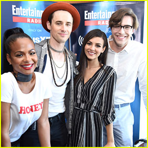 Victoria Justice & Ryan McCartan Debut First 25 Minutes Of 'Rocky Horror' at Comic-Con