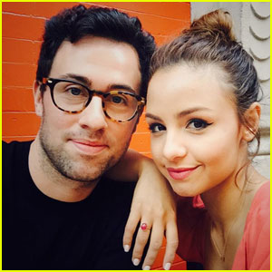 Young & Hungry's Aimee Carrero Marries Tim Rock!