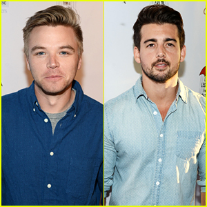 Brett Davern & John De Luca Hit Up MJ Dougherty's Book Launch Party in LA