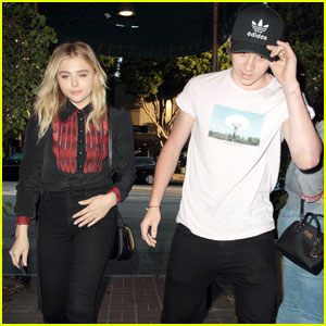 Chloe Moretz is an Actress, Not Just Brooklyn Beckham's Girlfriend