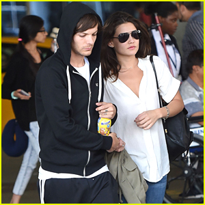 Danielle Campbell Gushes Over Louis Tomlinson: 'He's Wonderful'