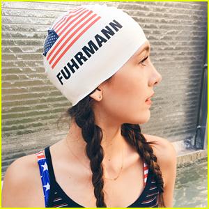 Emma Fuhrmann Shows Off Olympic Support on Social Media