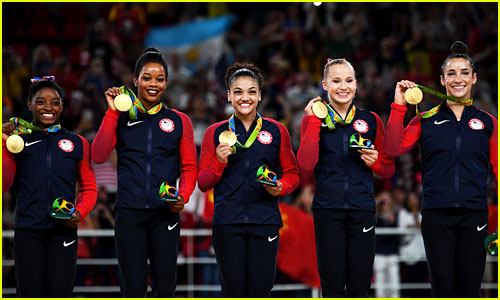 USA Women's Gymnastics Team 2016 Announces Team Name: Final Five!