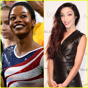 Meryl Davis Tweets Support to Gabby Douglas After Internet Bullies Come After Her