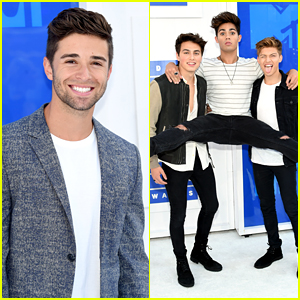 Jake Miller & Forever In Your Mind Hit the MTV VMAs 2016 in NYC