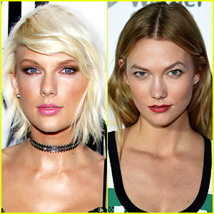 Karlie Kloss Takes to Twitter to Clear Up Taylor Swift Rumors