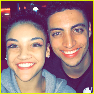 Laurie Hernandez's Brother Marcus Is Insanely Proud of Her After Olympics Win