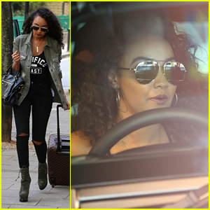 Leigh-Anne Pinnock Bought A Car Just A Cool As She Is