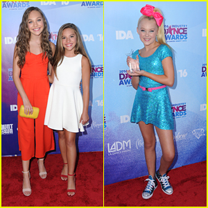 Maddie Ziegler Wins Breakthrough Performer at Industry Dance Awards 2016
