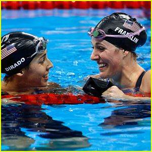 Missy Franklin Shares Inspiring Message After Failing To Medal at Rio Olympics