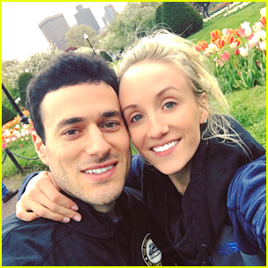 Nastia Liukin Counts Down The Days Til Her Wedding to Matt Lombardi