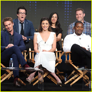 Peyton List & Riley Smith Debut New 'Frequency Trailer at TCA Summer Tour