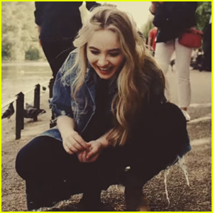 Sabrina Carpenter Drops Wanderlust Themed 'On Purpose' Video - Watch Now!