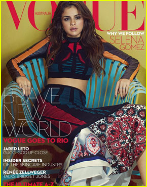 Selena Gomez to Vogue Australia: 'Nobody Really Knows Everything' About My Life