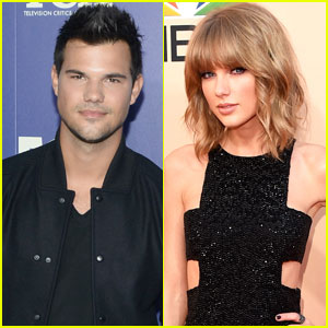 Taylor Lautner Spills On His Relationship With Taylor Swift