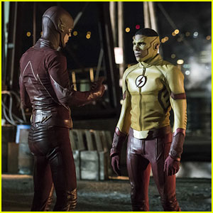 Keiynan Lonsdale Stars as Kid Flash in New 'Flash' Season Three Premiere Pics!