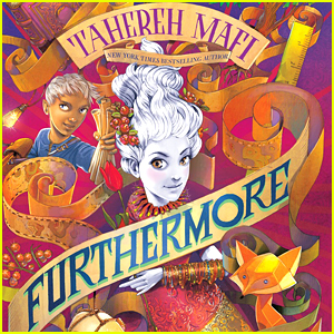 Win Tahereh Mafi's Favorite Things Plus Her New Book 'Furthermore'!