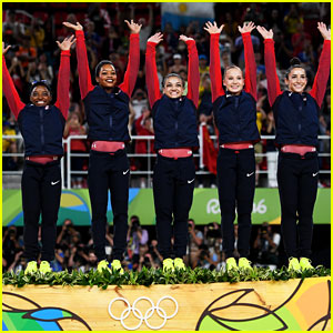 'Final Five' Reveal Plans for After Rio Olympics 2016 - Watch Now!