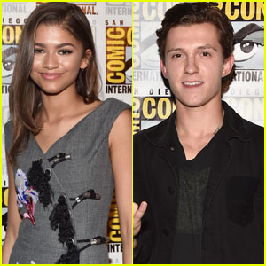 Zendaya & Tom Holland Created a Choreographed Dance Routine!