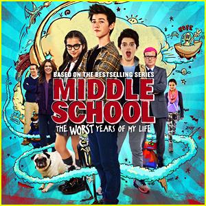 'Middle School' Star Alexa Nisenson Dishes 10 Fun Facts; Plus A New Trailer!